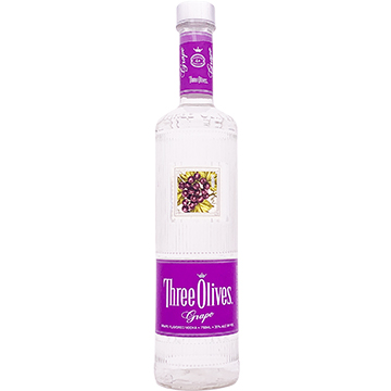 Three Olives Grape Vodka