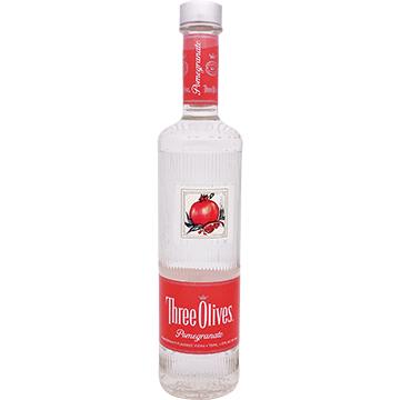 Three Olives Pomegranate Vodka