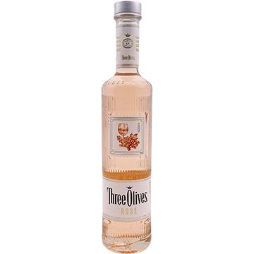Three Olives Rose Vodka