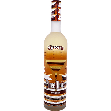Three Olives S'mores Vodka