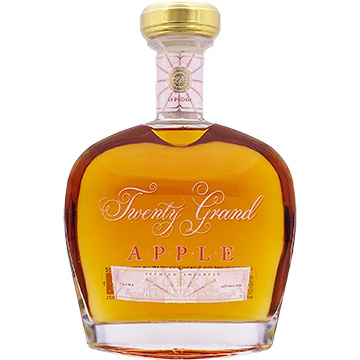 Twenty Grand Apple Vodka Infused with Cognac