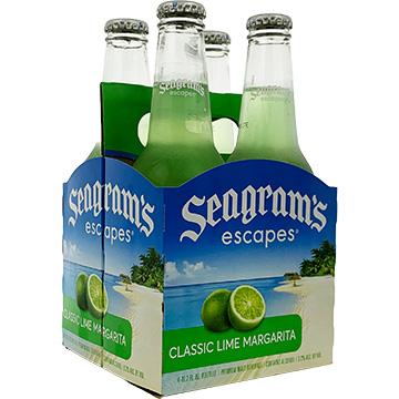 Seagram's Escapes Classic Lime Margarita