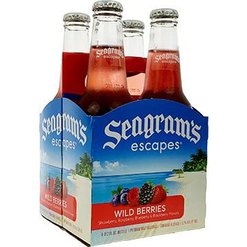 Seagram's Escapes Wild Berries