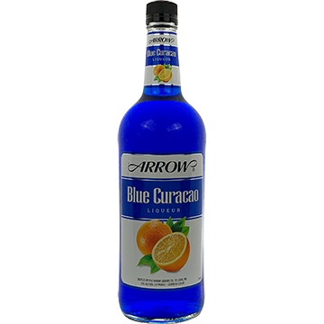 Arrow Blue Curacao Liqueur