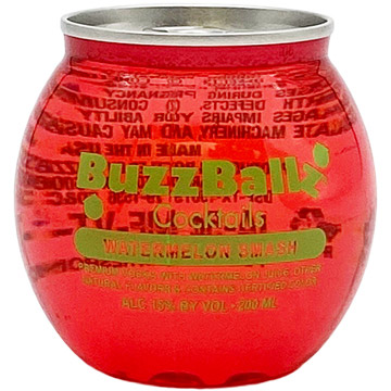 Buzzballz Watermelon Splash