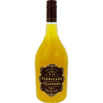 Category Five Sluricane by E-40 Yellow Bird