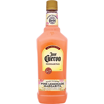 Jose Cuervo Authentic Pink Lemonade Margarita