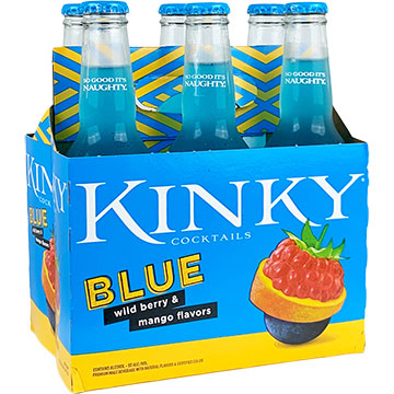 Kinky Cocktails Blue