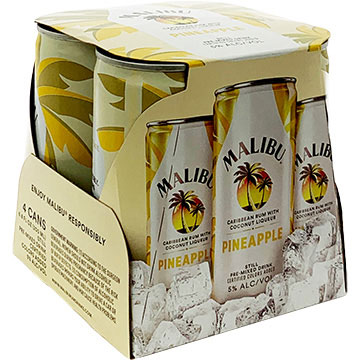 Malibu Pineapple Cocktail
