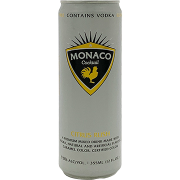 Monaco Citrus Rush Cocktail
