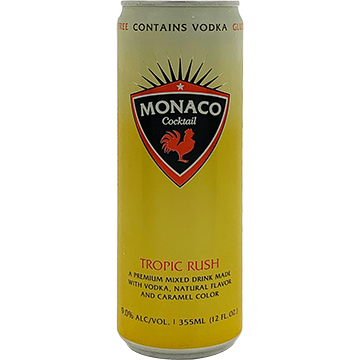 Monaco Tropic Rush Cocktail