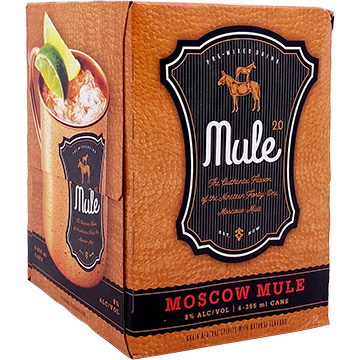 Mule 2.0 Moscow Mule Mixed Cocktail