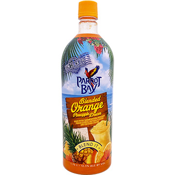 Parrot Bay Blended Orange Pineapple Cocktail