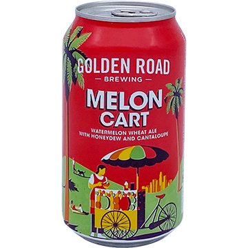 Golden Road Melon Cart