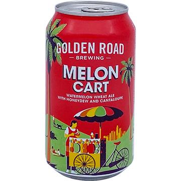 Golden Road Melon Cart