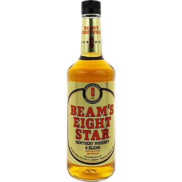 Jim Beam's Eight Star Whiskey