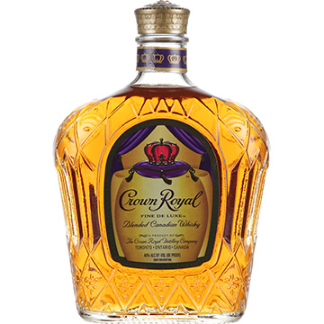 Crown Royal Fine Deluxe Blended Canadian Whiskey