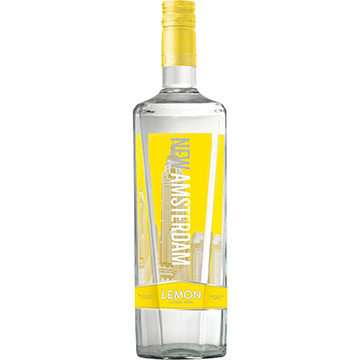 New Amsterdam Lemon Vodka