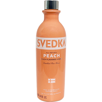 Svedka Peach Vodka