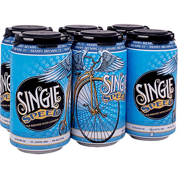 4 Hands Single Speed Ale