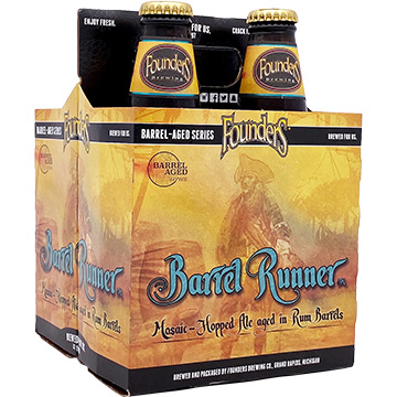 Founders Barrel Runner IPA