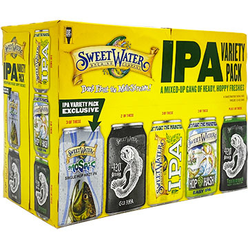 SweetWater Tacklebox Variety Pack