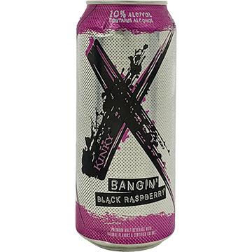 Kinky X Bangin Black Raspberry