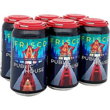 Public House Frisco Amber Lager
