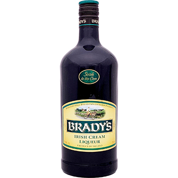 Brady's Irish Cream Liqueur
