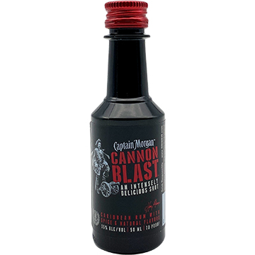 Captain Morgan Cannon Blast Rum