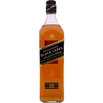 Johnnie Walker Black Label 12 Year Old Blended Scotch Whiskey