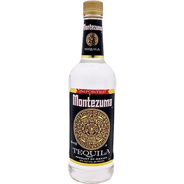 Montezuma Aztec Silver Tequila