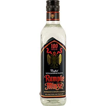 Rumple Minze Peppermint Schnapps Liqueur