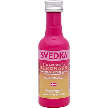 Svedka Strawberry Lemonade Vodka