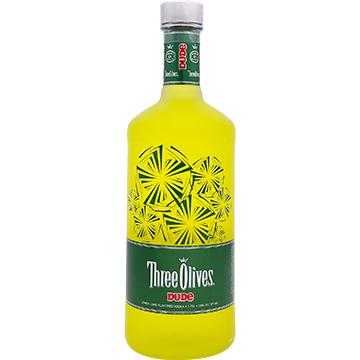 Three Olives Dude Vodka