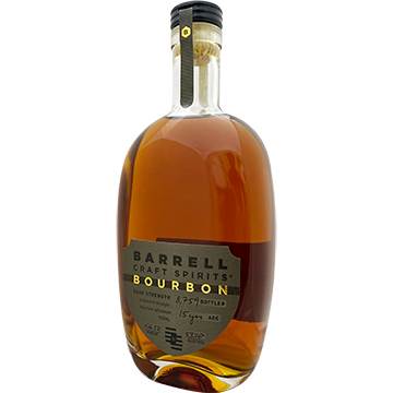 Barrell 15 Year Old Cask Strength Bourbon Whiskey