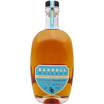 Barrell Infinite Barrel Project Whiskey