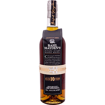 Basil Hayden's 10 Year Old Bourbon Whiskey