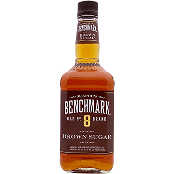 Benchmark Old No. 8 Brown Sugar Liqueur