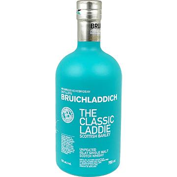 Bruichladdich The Classic Laddie Scottish Barley Single Malt Scotch Whiskey