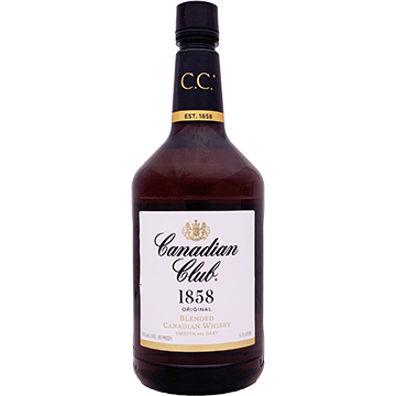 Canadian Club 1858 Blended Canadian Whiskey