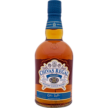 Chivas Regal Mizunara Blended Scotch Whiskey