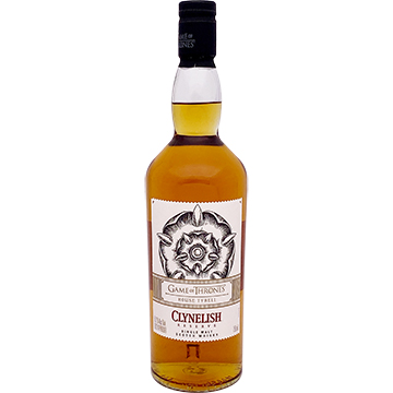 Clynelish Game of Thrones House Tyrell Reserve Single Malt Scotch Whiskey
