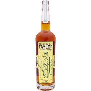 Colonel E.H. Taylor Barrel Proof Bourbon Whiskey