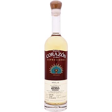 Corazon Expresiones Thomas Handy Sazerac Anejo Tequila