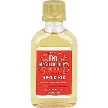 Dr. McGillicuddy's Apple Pie Liqueur