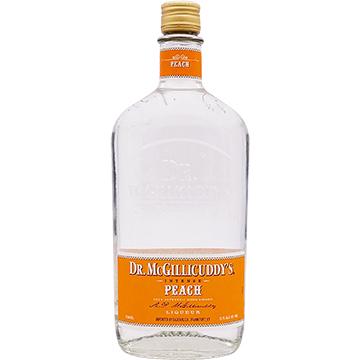 Dr. McGillicuddy's Peach Liqueur