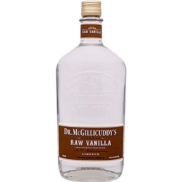 Dr. McGillicuddy's Raw Vanilla Liqueur