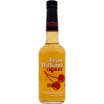 Evan Williams Cherry Reserve Liqueur