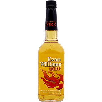 Evan Williams Cinnamon Reserve Liqueur